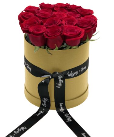Large rose flower box-same-day-flower-delivery-Las-Vegas-Henderson-NV
