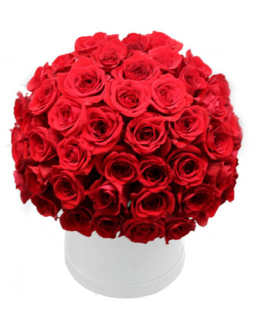 100 Wrapped Roses-Choose Your Rose Color-Same-Day-Flower Delivery-Las-Vegas-Henderson-NV