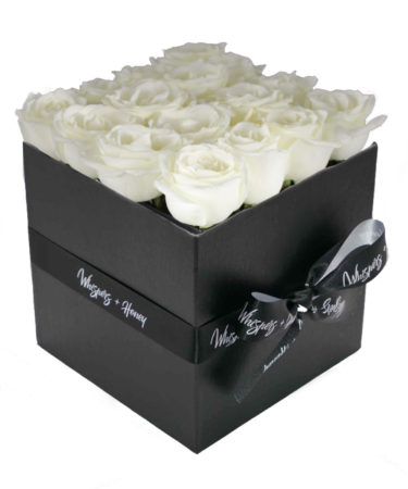 Large rose flower box-same-day-flower-delivery-Las-Vegas-Henderson-NV