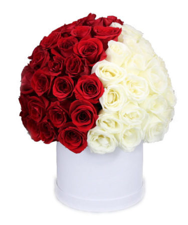 100 Striking Roses-Same-Day-Flower Delivery-Las-Vegas-Henderson-NV
