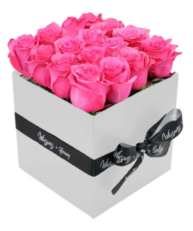 Large rose flower box-Same-Day-Flower Delivery-Las-Vegas-Henderson-NV