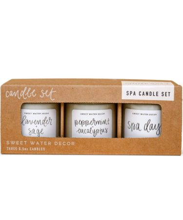 Spa Mini Soy Candle Set-Same-Day-Flower Delivery-Las-Vegas-Henderson-NV