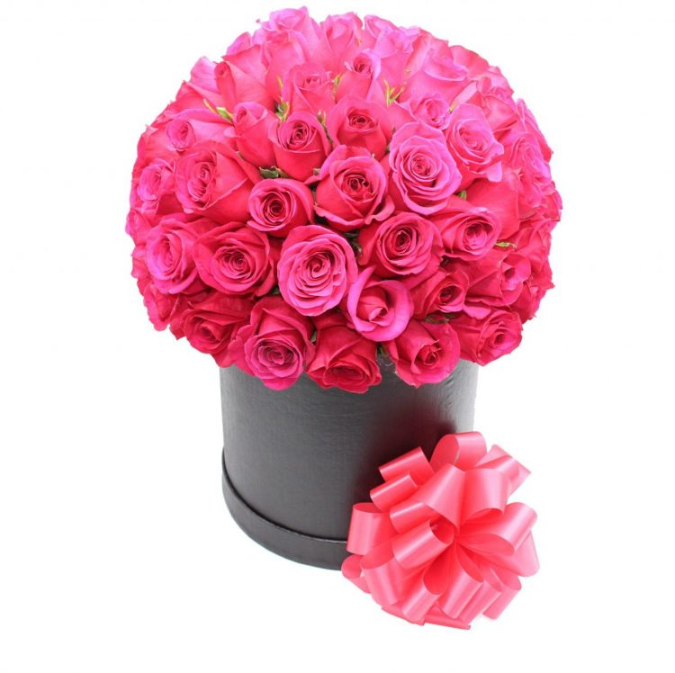100 Exclusive Pink Roses-Same-Day-Flower Delivery-Las-Vegas-Henderson-NV