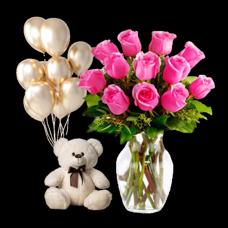 Congratulations Bundle-Same-Day-Flower Delivery-Las-Vegas-Henderson-NV