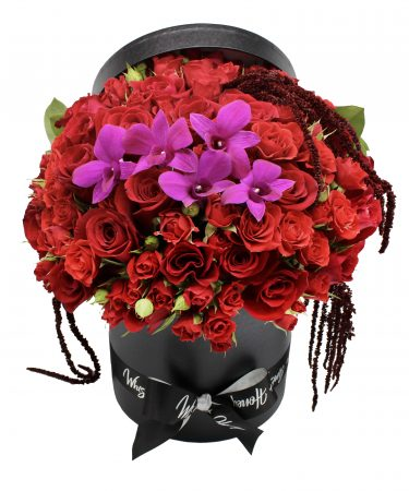 Lady-In-Red-Flower-Delivery-Las Vegas-Henderson-NV