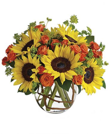 Sunny Sunflowers-Best-Same-Day-Flower-Delivery-Las Vegas-Henderson-NV