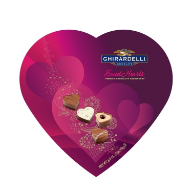 Ghirardelli-chocolate-sweet-heart-assorted-candy-valentine's-day-whispers-and-honey-same-day-flower-delivery-in-las-vegas-henderson