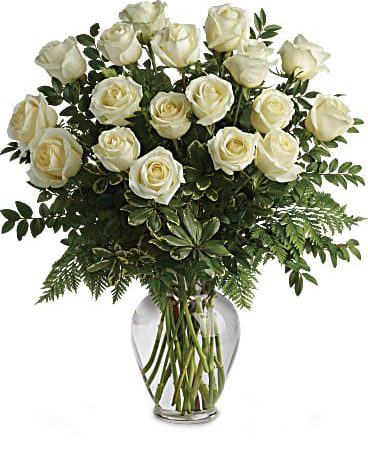 Joy Of Roses Bouquet-18 Roses-Same-Day-Flower-Delivery-Las Vegas-Henderson-NV