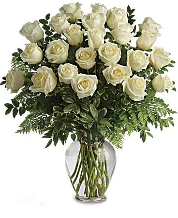 Joy Of Roses Bouquet-24 Roses-Same-Day-Flower-Delivery-Las Vegas-Henderon-NV