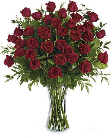 Three Dozen Long Stem Red Roses-Same-Day-Flower-Delivery-Las Vegas-Henderson-NV