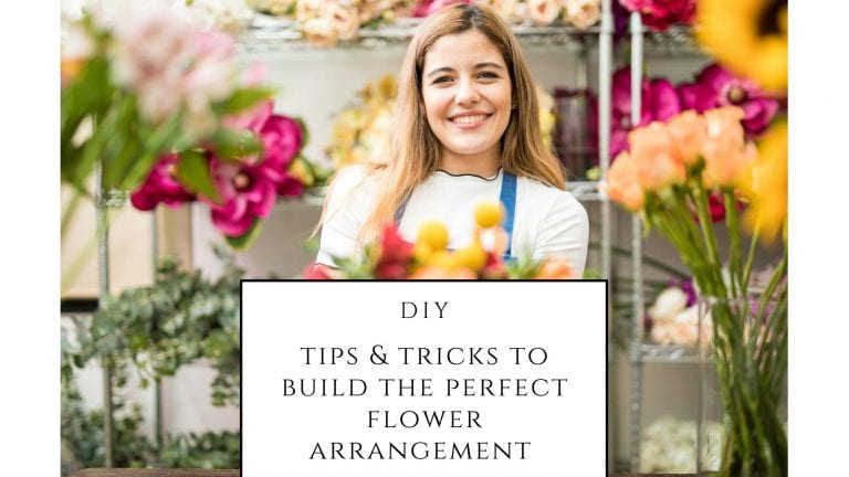 Florist Hacks: Tips & Tricks Of The Trade
